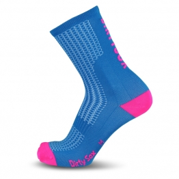 Compress - Blue/Neon Pink - High