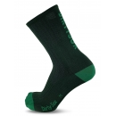Compress - Green - Cycling socks - 17 cm
