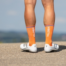 Compress - Netherlands - Vollenbak - Cycling Socks - 20 cm