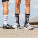 Follow Your Fear - MTB Trail Socks - Black - 20 cm