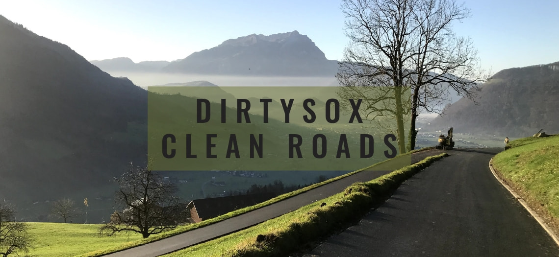 DirtySox - Clean Roads