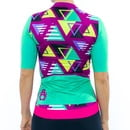 Cycling jersey unisex - 80s